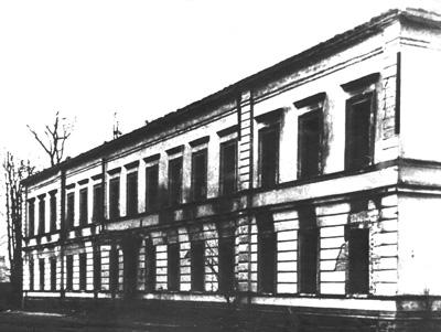 Влітку 1941 року інститут завершував
